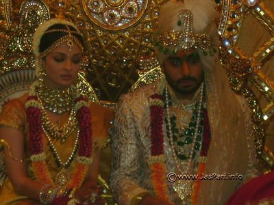 aishwarya rai wedding. Rai Wedding Photos